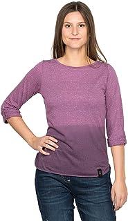 Chillaz Femme Balanced Deer Logo T-Shirt à Manches Longues 103174-1