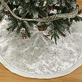 homclo weihnachtsbaumdecke 90cm weihnachtsbaumrock. Black Bedroom Furniture Sets. Home Design Ideas