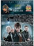 Fantastic Beasts: The Crimes of Grindelwald + Funko Keychain [DVD] (English audio. English subtitles)