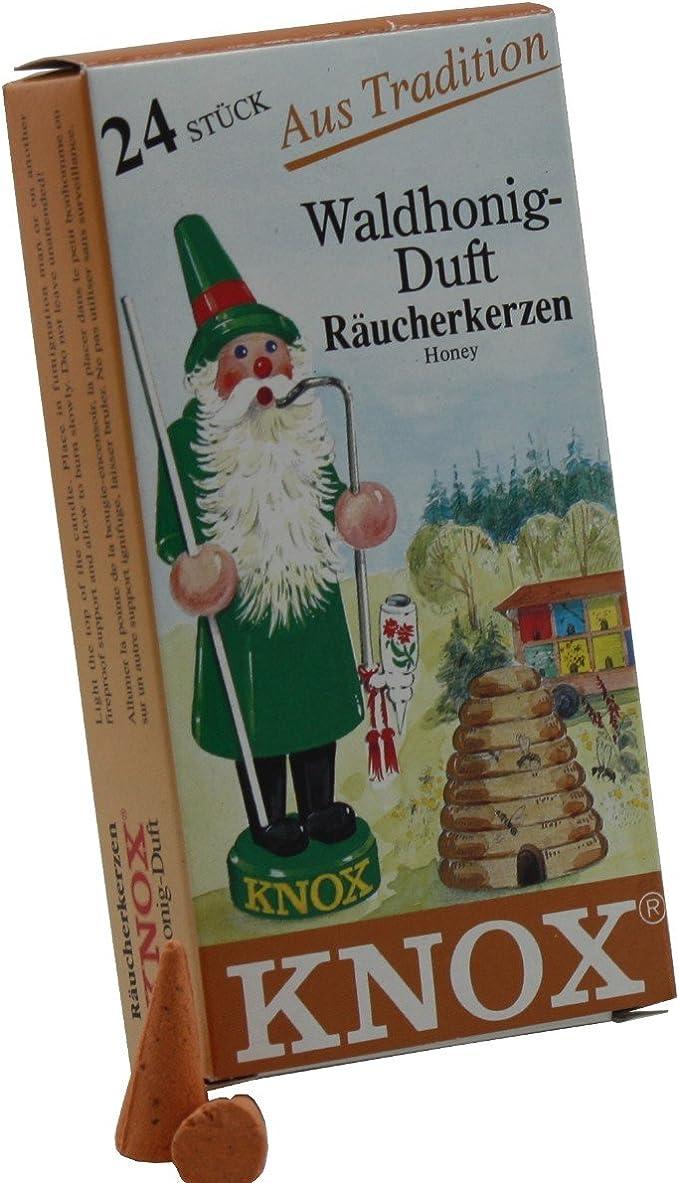 Original KNOX Räucherkerzen Tanne