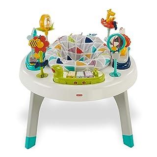 Fisher-Price Centro attività 2 in 1 Cresci con Me-da Neonato a Primi Passi, FVD25 Mattel Italy s.r.l.