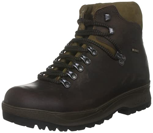 Grisport UnisexAdult Glacier Brown Hiking Boot CCG685 3 UK