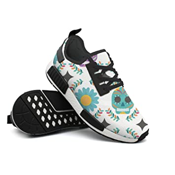 0b22003a80c40 Amazon.com: Colorful Skull Pattern-01 Men's Hunting Lightweight ...