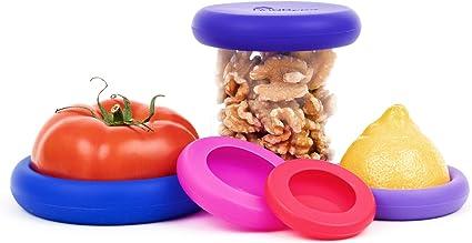Food Huggers Food Savers - Set of 5