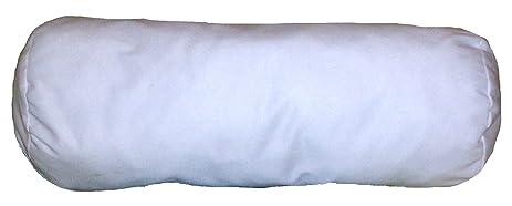 Amazon.com: 6x20 Bolster Pillow Insert Form: Home & Kitchen