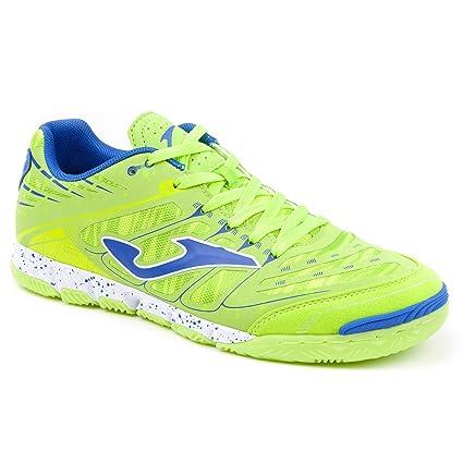 0a399acecd7 Joma scarpe Joma Indoor Soccer Shoes Super REGATE SREGW 811 Fluo-Royal