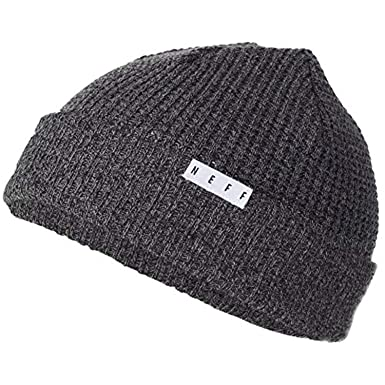 7599c13f722 Amazon.com  NEFF Men s Rivet Fisherman Beanie