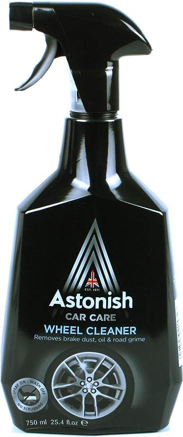 Detergente cerchioni auto Astonish | Prodotti per auto 750 ml