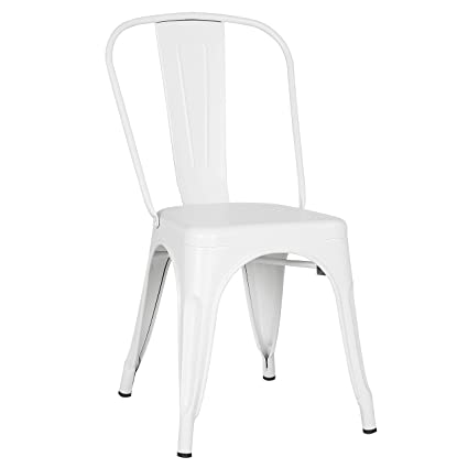 Magnificent Poly And Bark Trattoria Side Chair In White Bralicious Painted Fabric Chair Ideas Braliciousco