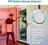 Govee Motion Sensor Alarm Upgraded, 328Ft Motion