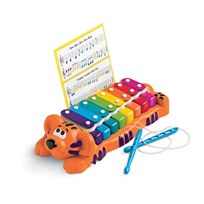 Little Tikes Jungle Jamboree 2-in-1 Piano/Xylophone: Toys & Games