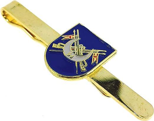 Pasador de corbata Escudo Grupo de Regulares de Ceuta n.º 54: Amazon.es: Ropa y accesorios
