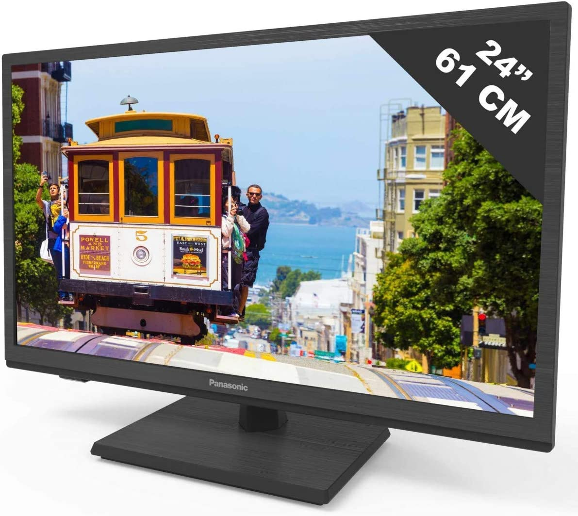 Televisore LCD Panasonic TV LED HD TX-24G310E: BLOCK: Amazon.es ...