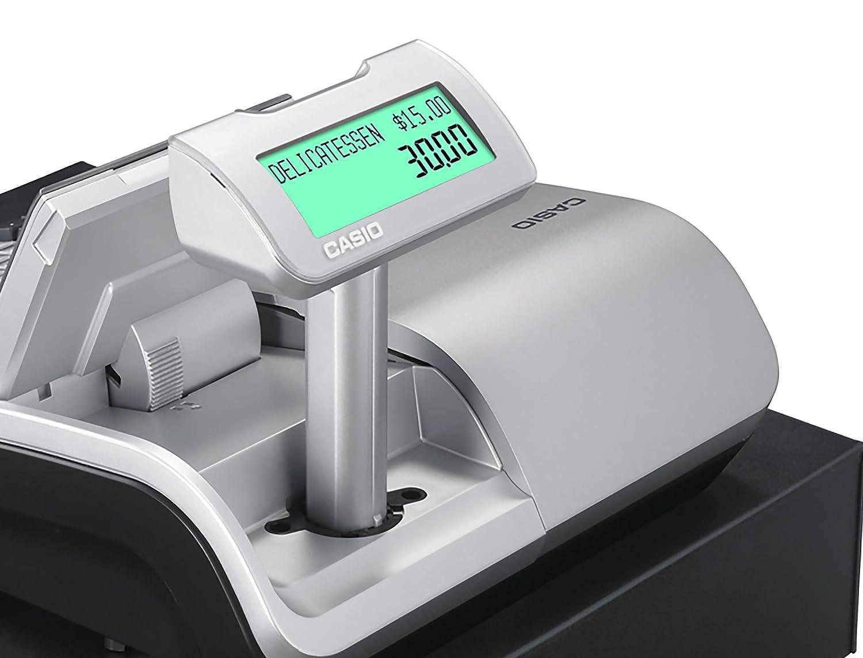 Casio SE-S400 - Cajas blandas (LCD, Corriente alterna, LCD, 0-40 °C, 10-90%): Amazon.es: Oficina y papelería