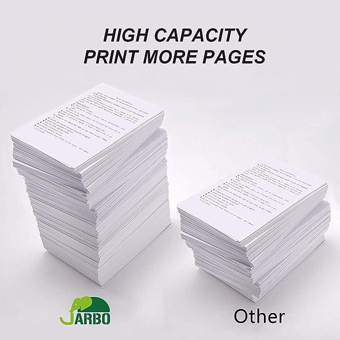 Amazon.com: JARBO - Cartucho de tinta para HP 65XL 65 XL ...