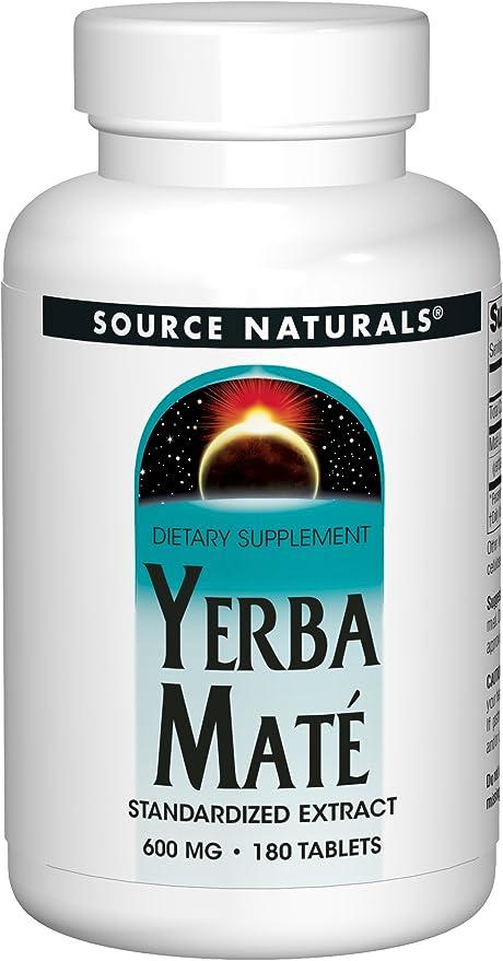 Yerba mate weight loss dosage
