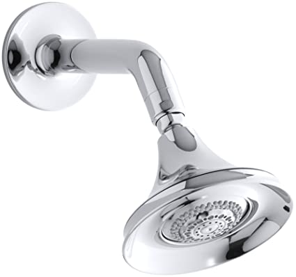 Kohler K 18494 Cp Symbol Multifunction Showerhead With Arm And