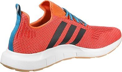 adidas Swift Run Summer Zapatillas Hombre Naranja 44 2/3: Amazon.es: Zapatos y complementos
