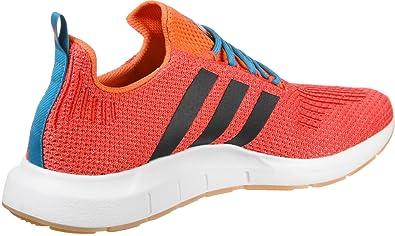Adidas Swift Run Summer Trace Orange White: