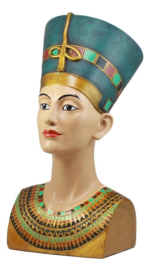 Amazon.com: ebros grande egipcio antiguo Queen Nefertiti ...