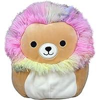 Squishmallow 8 Inch Leonard The Rainbow Lion Stuffed Animal, Super Pillow Soft Plush Toy