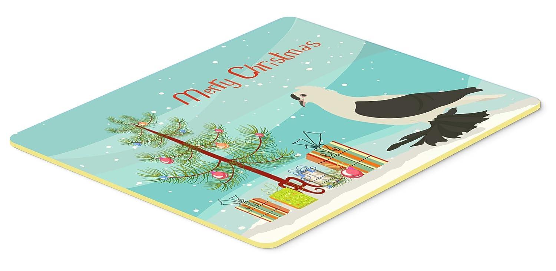 Caroline's Treasures BB9313JCMT Saxon Fairy Swallow Pigeon Christmas Kitchen Mat 24' x 36' Multicolor