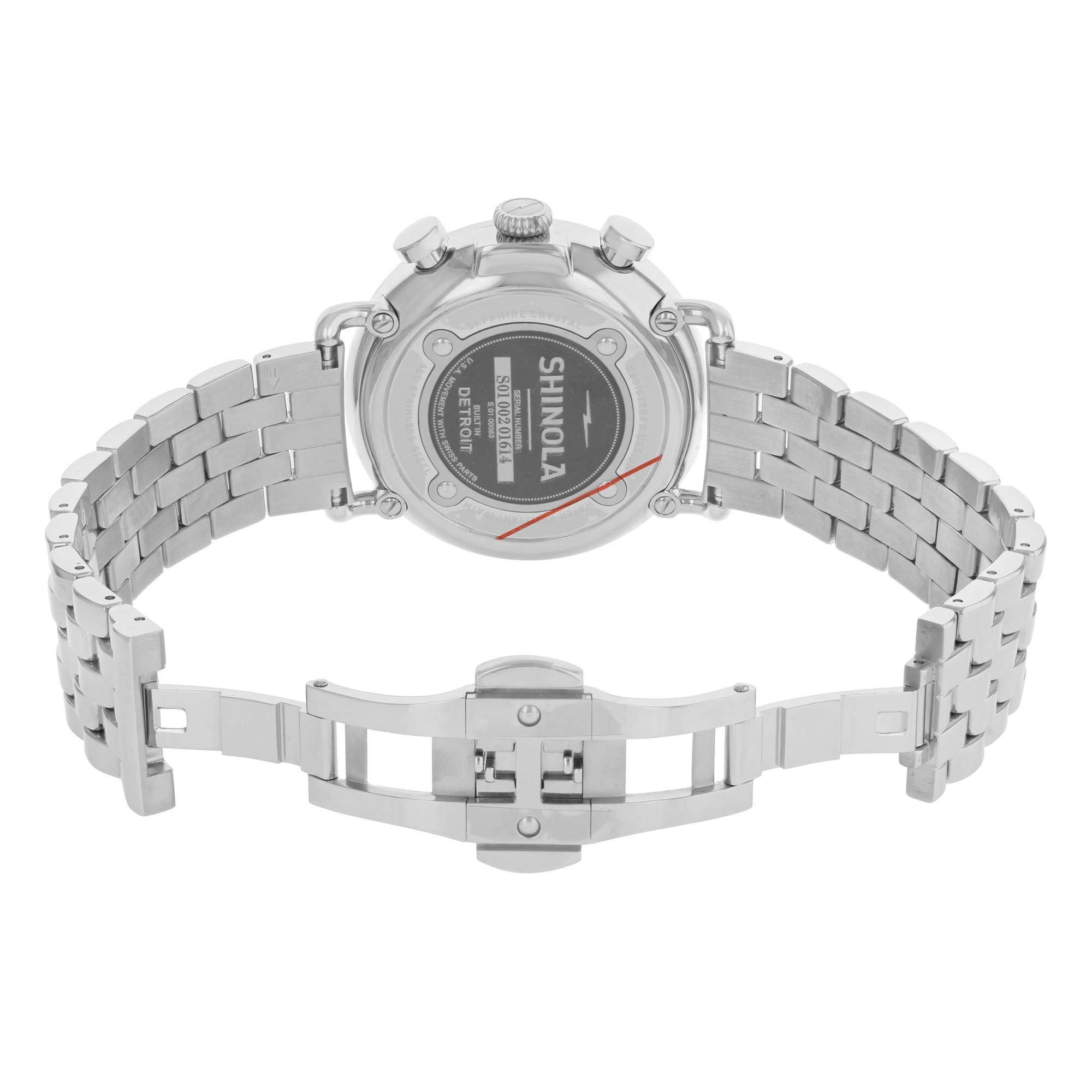 Shinola The Runwell Quartz Male Watch 10000063 (Certified Pre-Owned) by Shinola (Image #2)