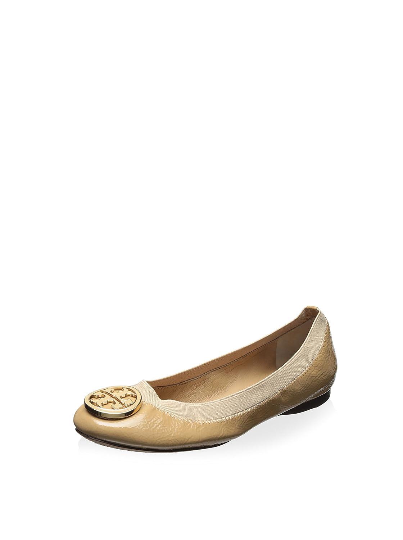 4ea4c2564598a Amazon.com   Tory Burch Women's Caroline Camilla Pink 8 M   Flats