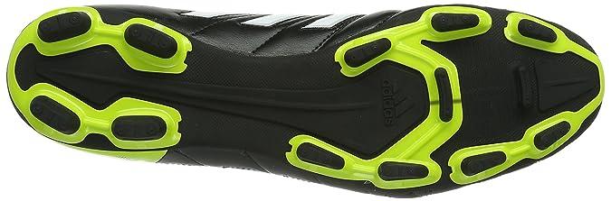 Adidas Performance 11Questra TRX FG - Zapatillas de Fitness de Tela Hombre, Color Negro, Talla 43 1/3: Amazon.es: Zapatos y complementos
