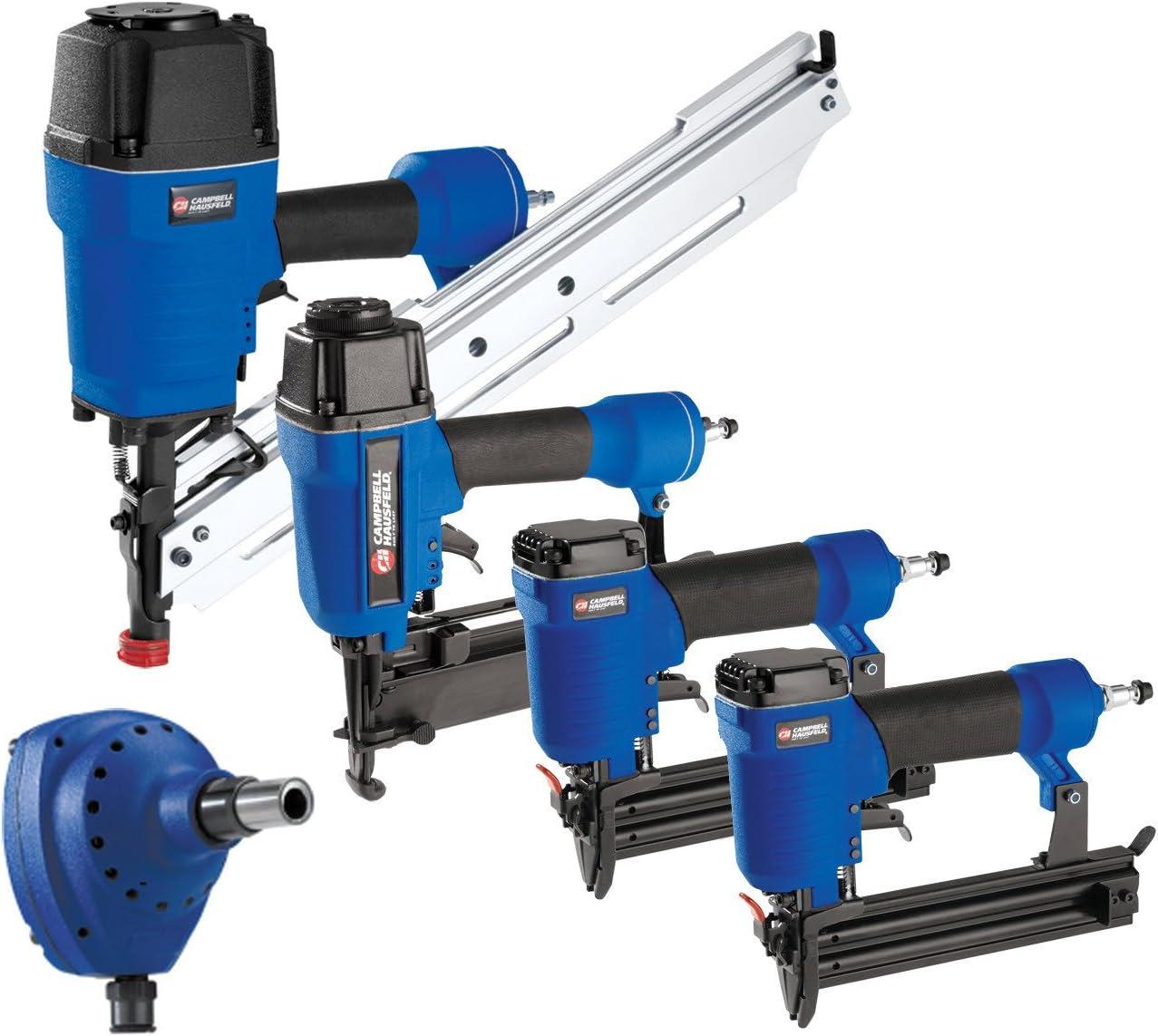 Campbell Hausfeld 5 Tool Framing Nailer Air Tool Kit Amazon Co Uk Diy Tools