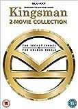 Kingsman - 2-Movie Collection [Blu-ray]