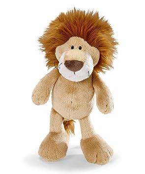 NICI - Wild Friends XXII: peluche con figura de león, 25 cm (35249