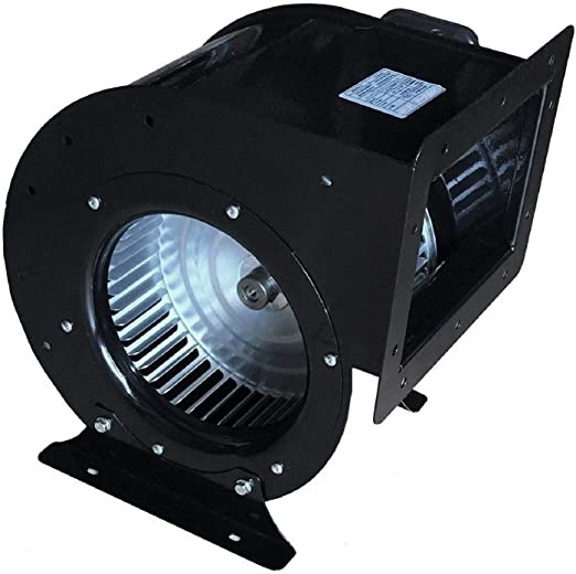 OCES 9/7 Industrial Radial Radiales Ventilador Ventilación ...