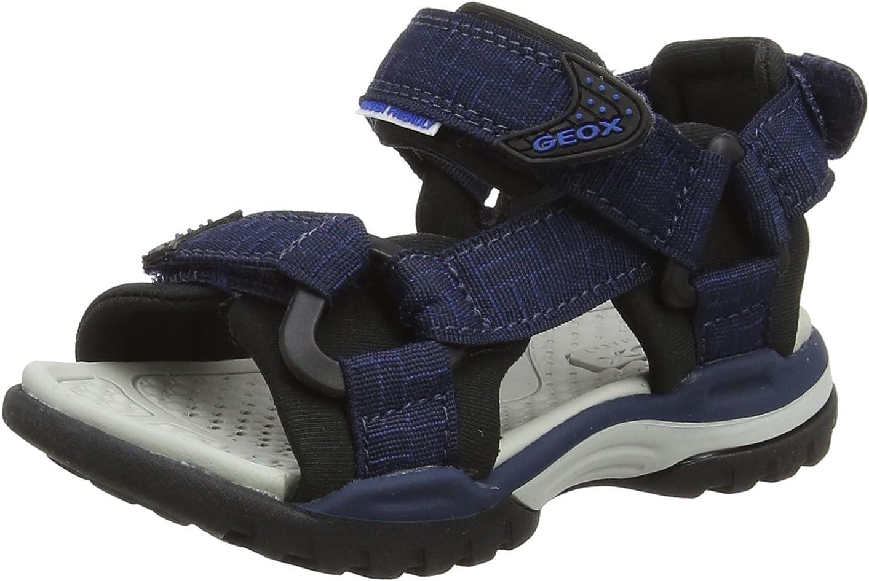 Geox Boys J Borealis F Open Toe Sandals