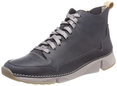 01ad0dfc21cb1 Clarks Women s Tri Free Hi-Top Trainers  Amazon.co.uk  Shoes   Bags