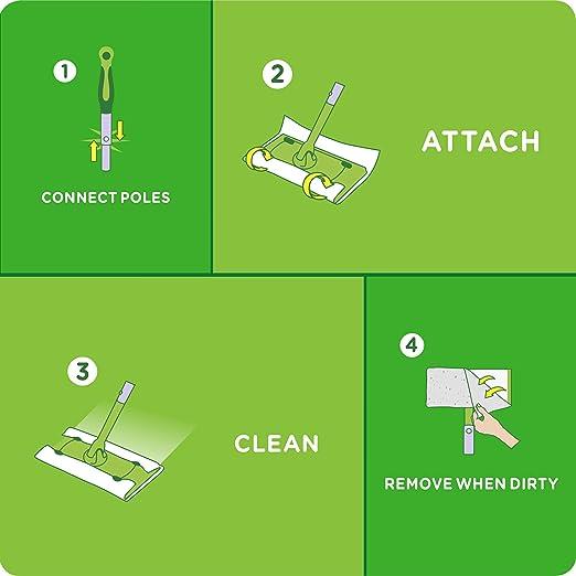 Amazon.com: Sweeeeper – Recambios para almohadillas secas ...