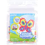 Perler Beads Fused Bead Kit, Pastel Butterfly