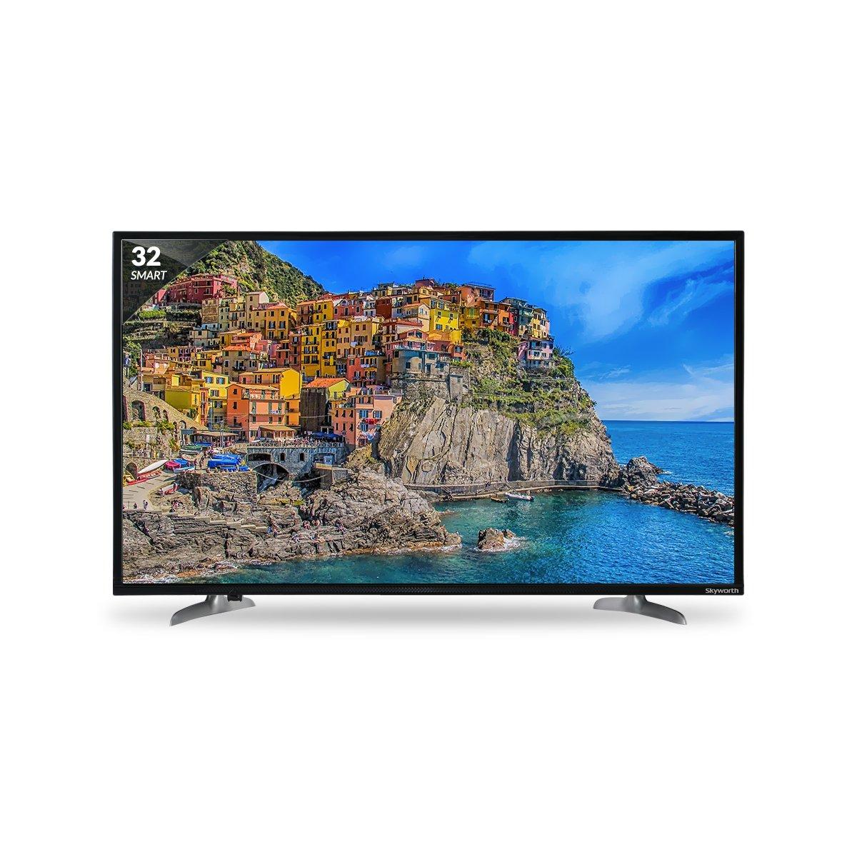 Skyworth LED TVs India - Skyworth 81.3 cm (32 inches) Smart 32 M20 HD Ready LED Smart TV