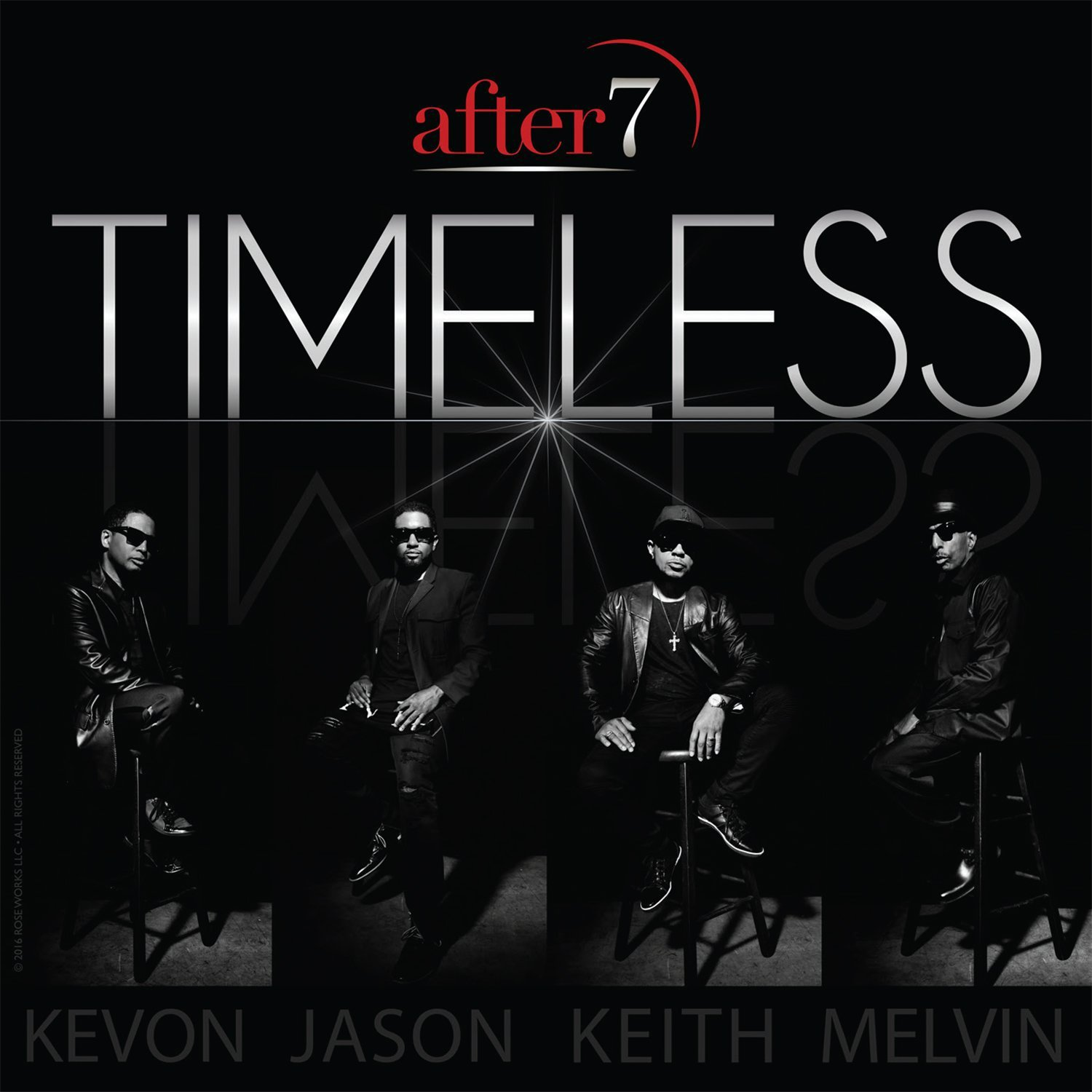 CD : After 7 - Timeless (CD)