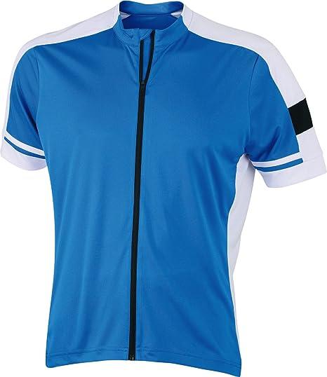 9861ead664ed5e James+Nicholson Herren T-Shirt Radsport Funktionsshirt ...