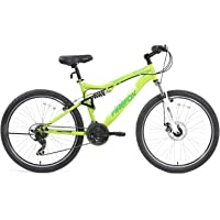 Firefox Bikes Razor 26T 21 Speed Mountain Cycle (Lime/White)