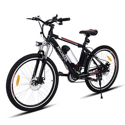 Teamyy Bicicleta El%C3%A9ctrica pulgadas velocidad