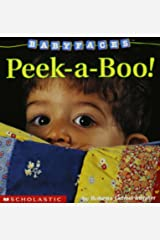 Peek-a-Boo! (Baby Faces Board Book): Peek-a-boo Board book