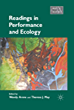 Readings in Performance and Ecology (What is Theatre?)