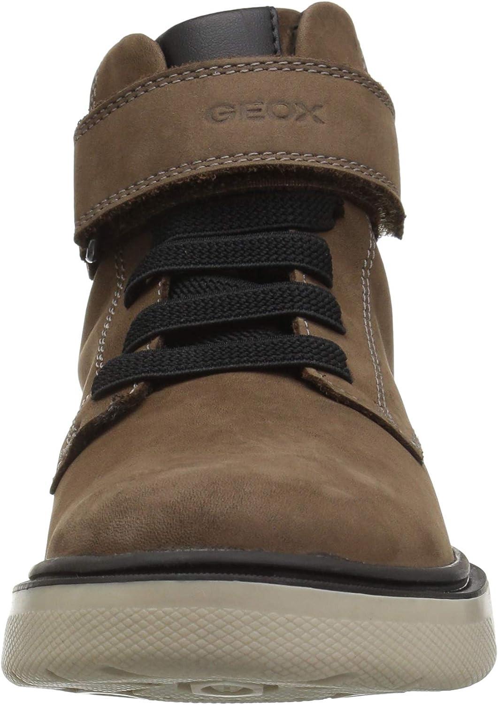 Geox Kids Riddock Boy 1 Waterproof /& Insulated Velcro Boot Ankle
