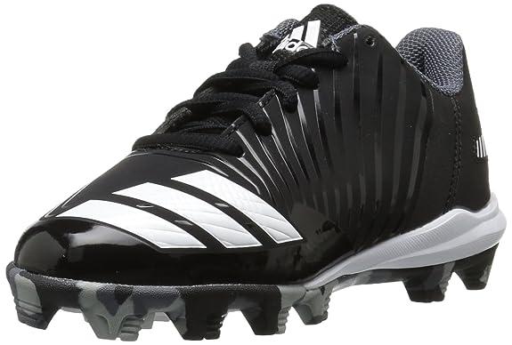 buy popular 194ea ed52d adidas Performance Unisex-Kids Icon MD K Baseball Shoe, Core Black, Ftwr  White best rated youth baseball cleats