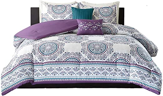 Amazon.com: Comforter Sets For Teen Girls Full Queen Twin Bedding