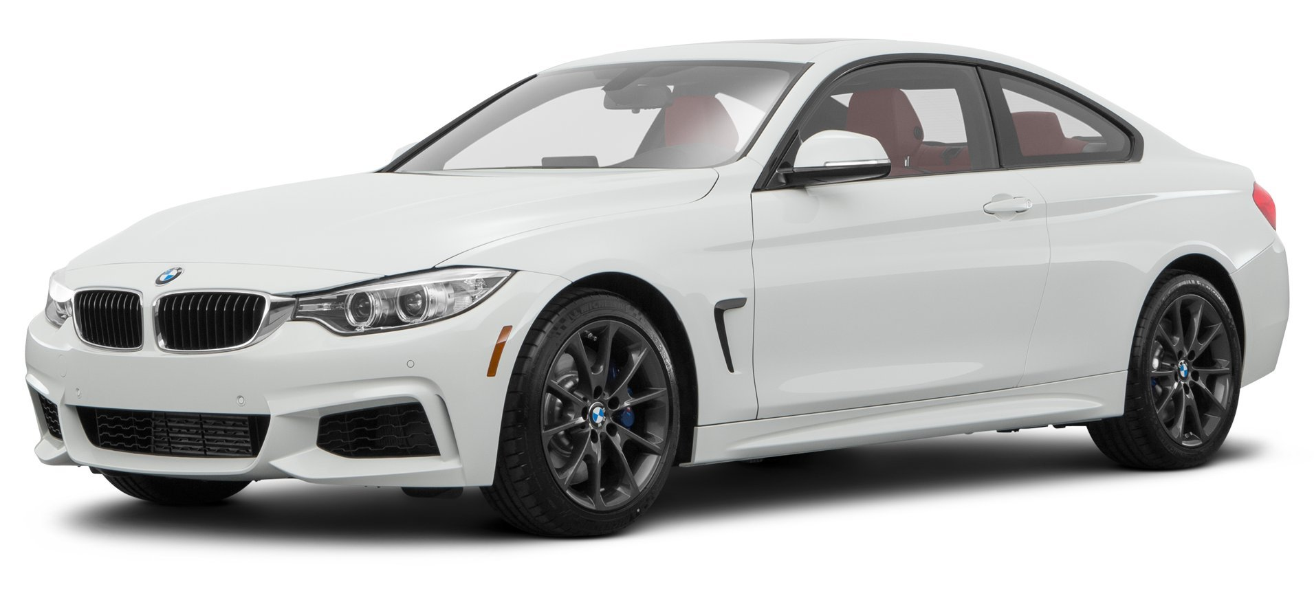 2016 BMW 435i 2 Door Coupe Rear Wheel Drive