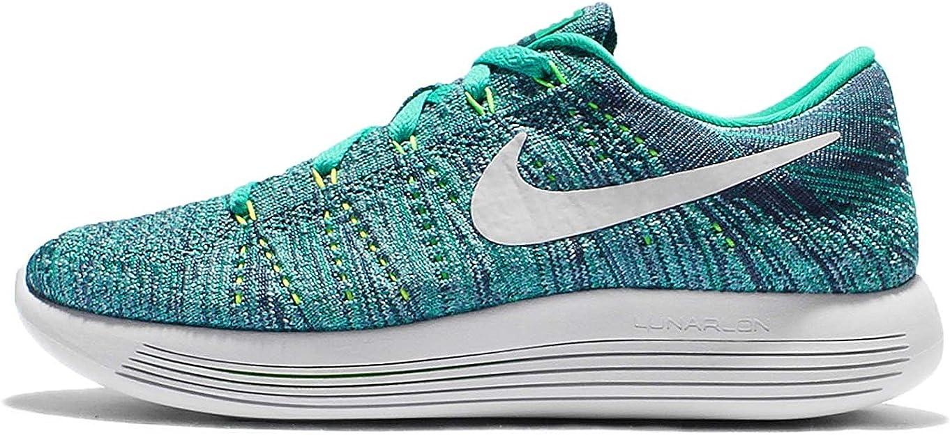 Nike 843765-301, Zapatillas de Trail Running para Mujer, Azul (Clear Jade/White-Ocean Fog-Bluecap), 35.5 EU: Amazon.es: Zapatos y complementos