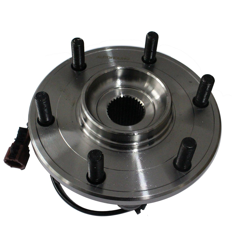 Autoround Wheel Hub And Bearing Assembly 541004
